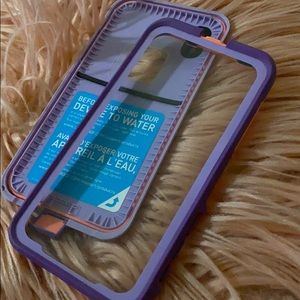 Iphone x water proof case iphone x